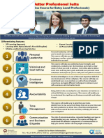 Better Professional_Online Course_One Pager