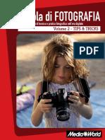 Scuola Di Fotografia Volume 2 Editore Mediamarket Spa