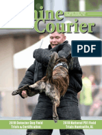 Canine Courier June 2018