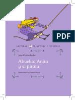 Abuelita Anita y El Pirata