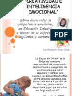 Creatividad y Competencia Emocional