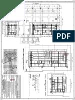 Hg Structural Arrangement Electrical Platform Sht-1 010319