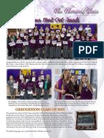 Awards Newsletter 2019 Pixelated