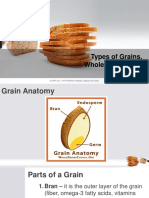 Types of Grains, Whole Grains, And Cereals