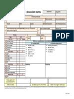EDAN - Form. 01 - Evaluación Rápida