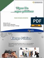 Tipos de Riesgos Públicos (1)