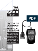 Manual uso scanner inova 3040a