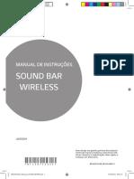Manual Soundbar LG
