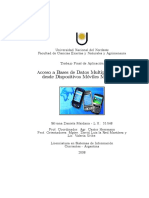 Acceso BD Multiplataforma Dsd Disp Moviles Manuales
