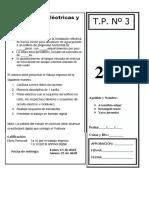 Instalaciones Elèctricas y Acùsticas Proyecto 1-1-2019