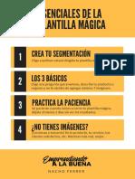 Esenciales de La Plantilla Mágica