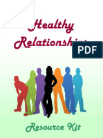 Healthy Relationships Resource Kit - Western