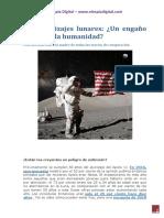 Los Aterrizajes Lunares - Un Engaño Gigante a La Humanidad
