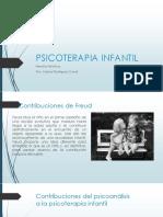 Psicoterapia Infantil Historia