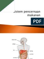 Fisiologi 8 (Sistem Pencernaan Makanan)