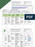 Avanzado III Plan Desarrollo de Asignatura
