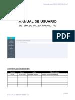 Manual Taller Triny v1