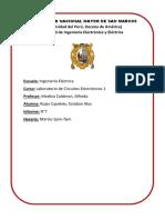 Informe 7 Circuitos Electronicos 1,