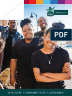 2018 Detroit Community Health Assessment