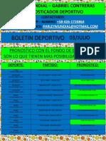 03-Julio Boletin Parley Mundial Pronosticos Gabriel Contreras
