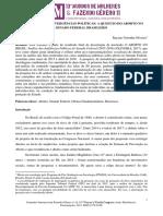 Entre Tensões e Divergências Políticas - A Questão Do Aborto No Senado Federal Brasileiro_artigo Rayane