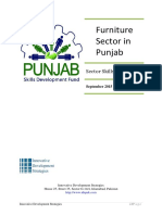 New Final Report PSDF Furniture Sector Skills Study