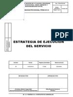 POG.pco.001 Estrategia de Ejecución Del Servicio