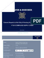 3. Haver and Boecker - Cement Dispatch is Not Only a Packing or Loading System - P1