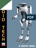 FDG-Droid Tech #1 - Sentry Droid