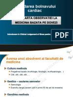 1. Abordarea Clinica a Bolnavului Cardiac Prot