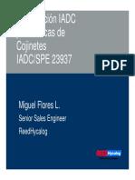 Clasificacion IADC de cojinetes.pdf
