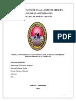 Plan de Necesidades de Requerimiento de Materiales Logistica