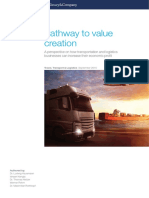 Pathway to Value Creation