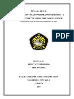 Proses Manufaktur Mesin Press Enceng Gondok - Rinjaya Teguh S (4316215011)