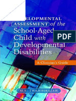 Book Thambirajah 2011 Developmental Assessment