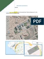 Ubicación Geográfica y Materiales
