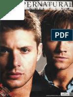Supernatural Magazine 001 2008