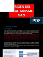 Origen Del Totalitarismo Nazi