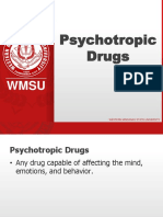 Psychotropic Drugs