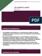 TIPOS DE VISITA DOMICILIARIA