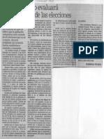 Edgard Romero Nava - Consecomercio Evaluara Los Resultados de Las Elecciones - El Nacional 04.12.1989