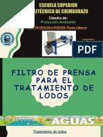 Filtracion Placas y Marcos