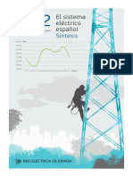 Sintesis Informe REE 2012
