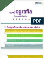 Geografia y Formacion Civica y Etica