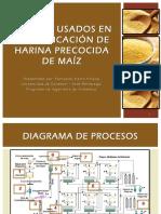 Equipos Usados en La Fabricación de Harina Precocida