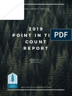Final 2019 Point in Time Count Report Ver 1.0