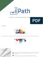 string manipulation and CSV.pdf