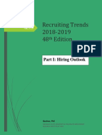 Recruiting Trends 2018 19