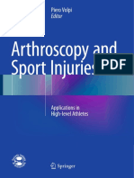 Piero Volpi Eds. Arthroscopy and Sport Injuries Applications in High-level Athletes