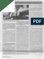 Edgard Romero Nava - Entrevista - Revista Numero 27.11.1988